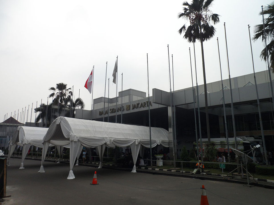 Airport Expo Jakarta